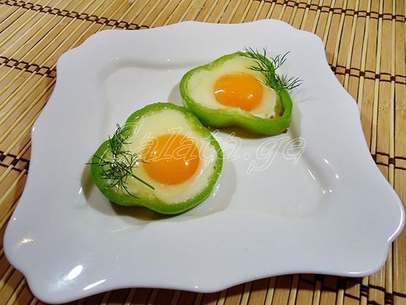 ერბო კვერცხი