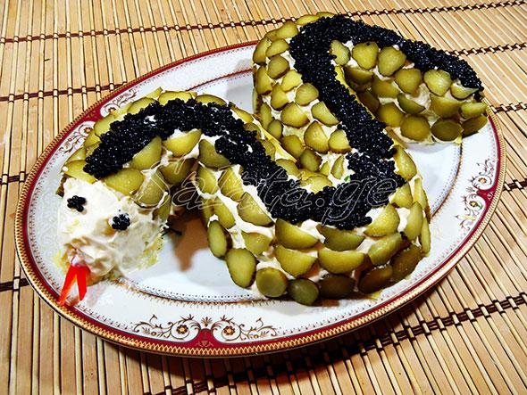 სალათა Snake
