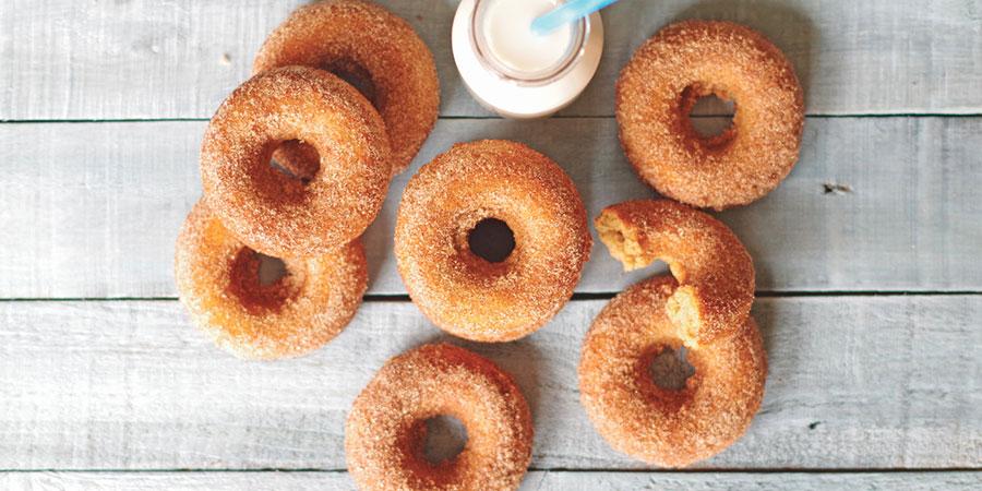 დონატები. მარტივი და გემრიელი